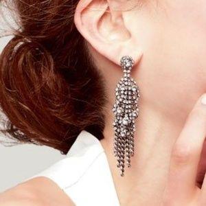 Stella and Dot Petra rhinestones earrings NEW